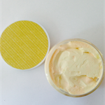 """Mango"" Whipped Body Butter Vegan 100g"